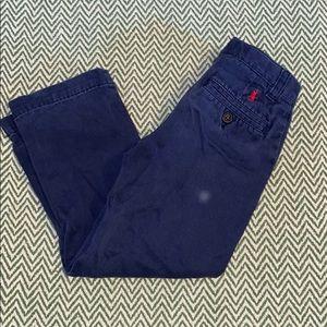 Boys polo Ralph Lauren blue pants- 4t